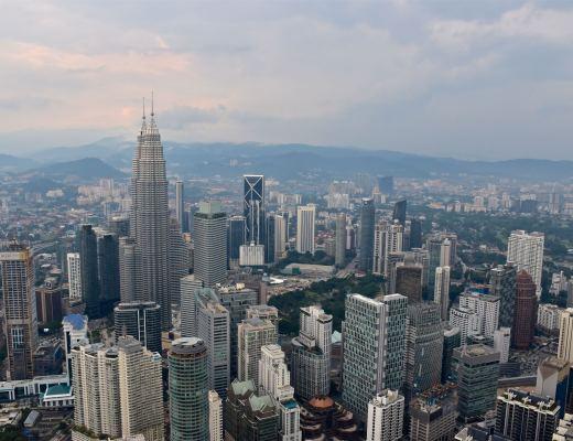 Menara tower Kuala Lumpur Malaisie blog voyage 2016 14