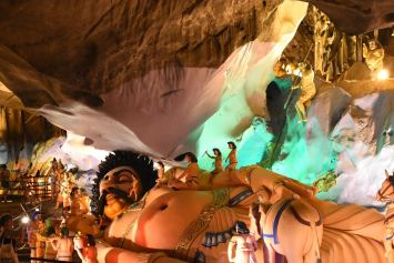 Batu Cave Kuala Lumpur Malaisie blog voyage 2016 21