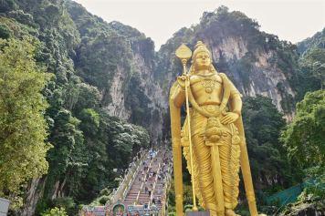Batu Cave Kuala Lumpur Malaisie blog voyage 2016 23