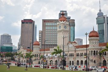 Quartier colonial Kuala Lumpur Malaisie blog voyage 2016 8