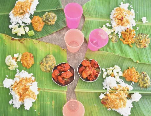 Déjeuner tamoul Malacca Malaisie blog voyage 2016 1