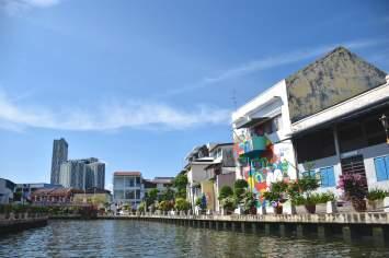 Balade rivière Malacca Malaisie blog voyage 2016 14