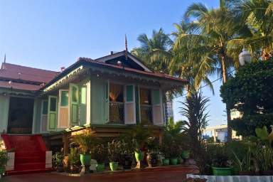 Villa Sentosa Malacca Malaisie blog voyage 2016 20