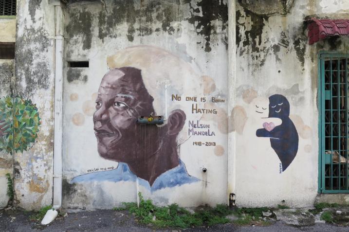 Street art Ipoh Kuala Kangsar Malaisie blog voyage 2016 11