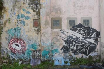 Street art Ipoh Kuala Kangsar Malaisie blog voyage 2016 12