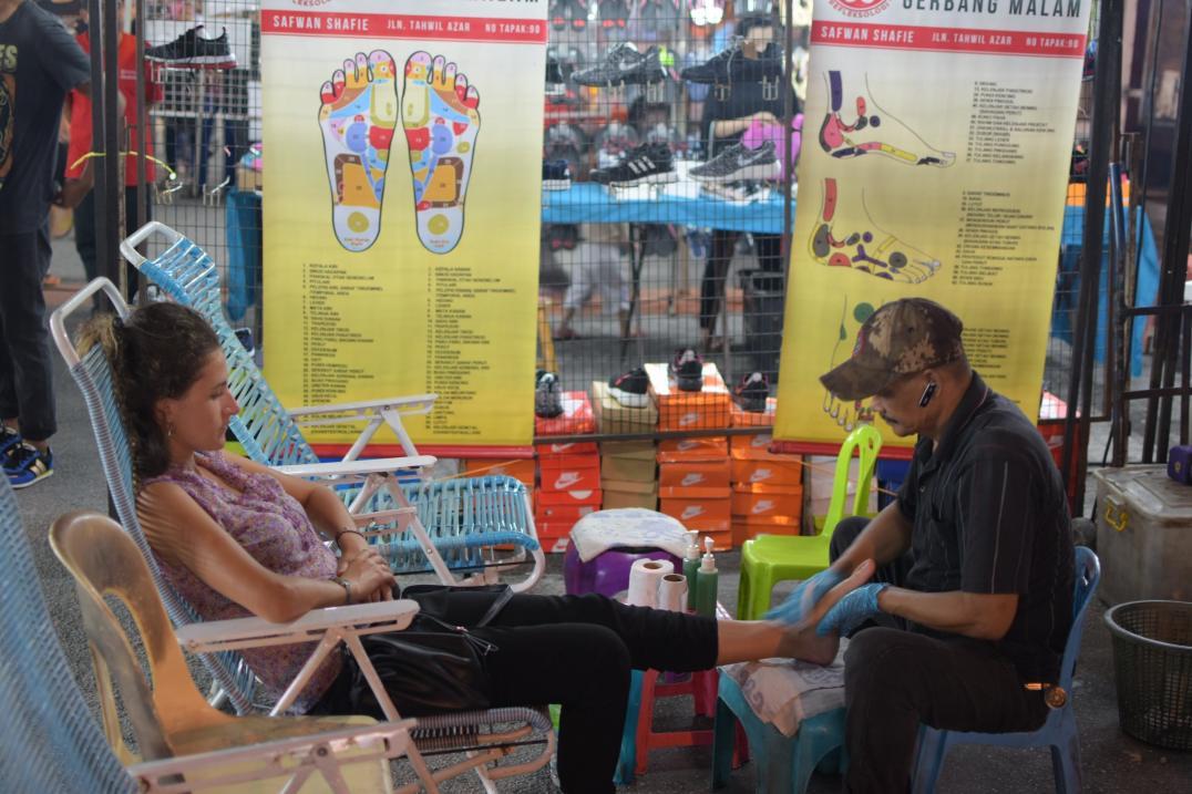 Marché Ipoh Kuala Kangsar Malaisie blog voyage 2016 4