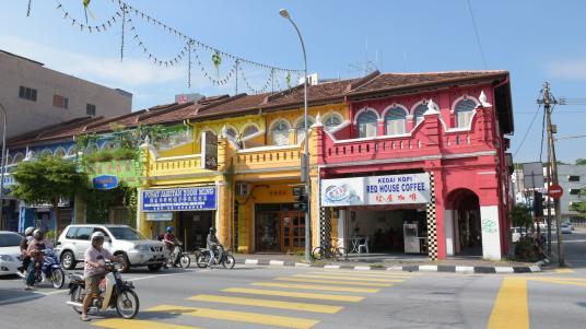 Maisons chinoises Ipoh Kuala Kangsar Malaisie blog voyage 2016 9