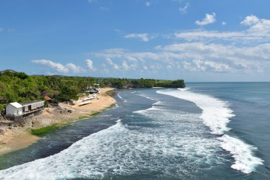 Balangan beach jimbaran-bukit-indonesie-blog-voyage-2016-10