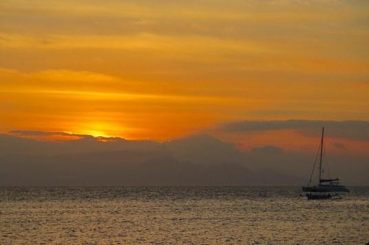 Coucher soleil Agung senggigi-lombok-indonesie-blog-voyage-2016-7