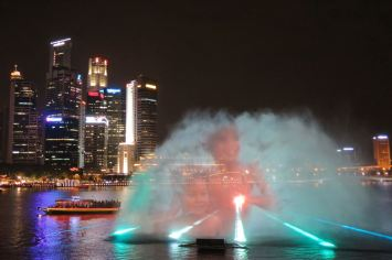 Show Marina Bay Singapour blog voyage 2016 10