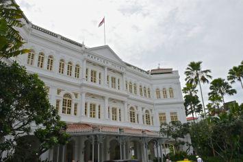 Raffles Hotel Singapour blog voyage 2016 35