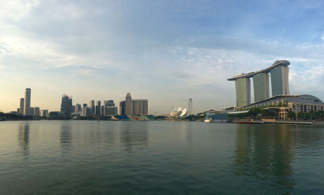 Marina Bay Sands Singapour blog voyage 2016 4
