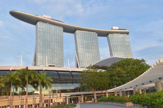 Marina Bay Sands Singapour blog voyage 2016 5
