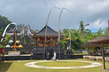 Partie basse du temple