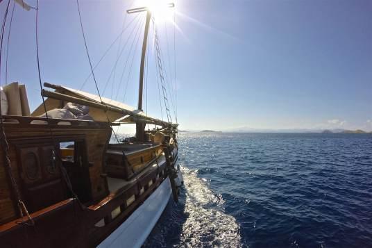 Navigation vers Rinça