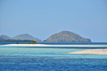 Escale sur des îlots paradisiaques