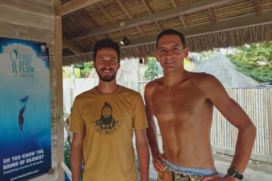 William Trubridge gili-air-gili-meno-lombok-indonesie-blog-voyage-2016-10