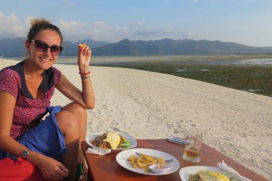 Diner gili-air-gili-meno-lombok-indonesie-blog-voyage-2016-4