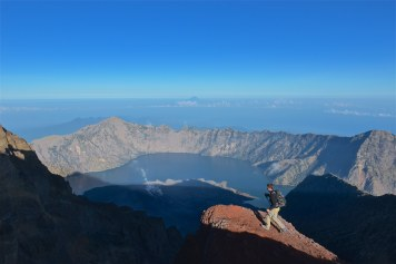 Ascension du Rinjani