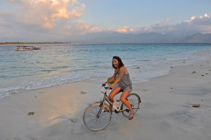Soit disant le vélo ça ne s'oublie pas