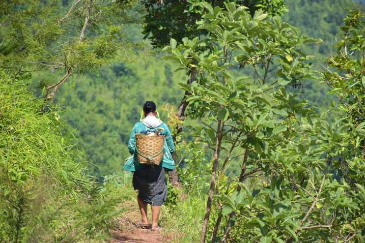 Femme Kalaw-Myanmar-Birmanie-blog-voyage-2016 14