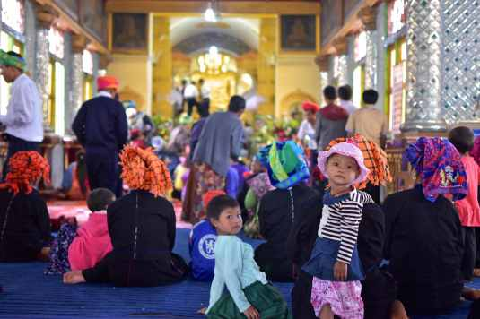 Temple In Bein Lac-Inle-Myanmar-blog-voyage-2016 37