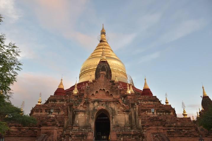 Pagode Dhammayazika Decouverte-Bagan-Myanmar-Birmanie-blog-voyage-2016 36