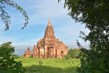 Temple matin Decouverte-Bagan-Myanmar-Birmanie-blog-voyage-2016 42