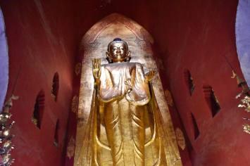 Bouddha Ananda Decouverte-Bagan-Myanmar-Birmanie-blog-voyage-2016 53