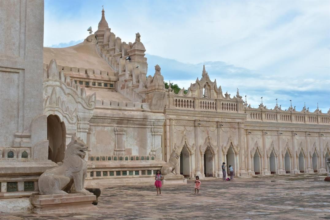 Temple Ananda Decouverte-Bagan-Myanmar-Birmanie-blog-voyage-2016 55