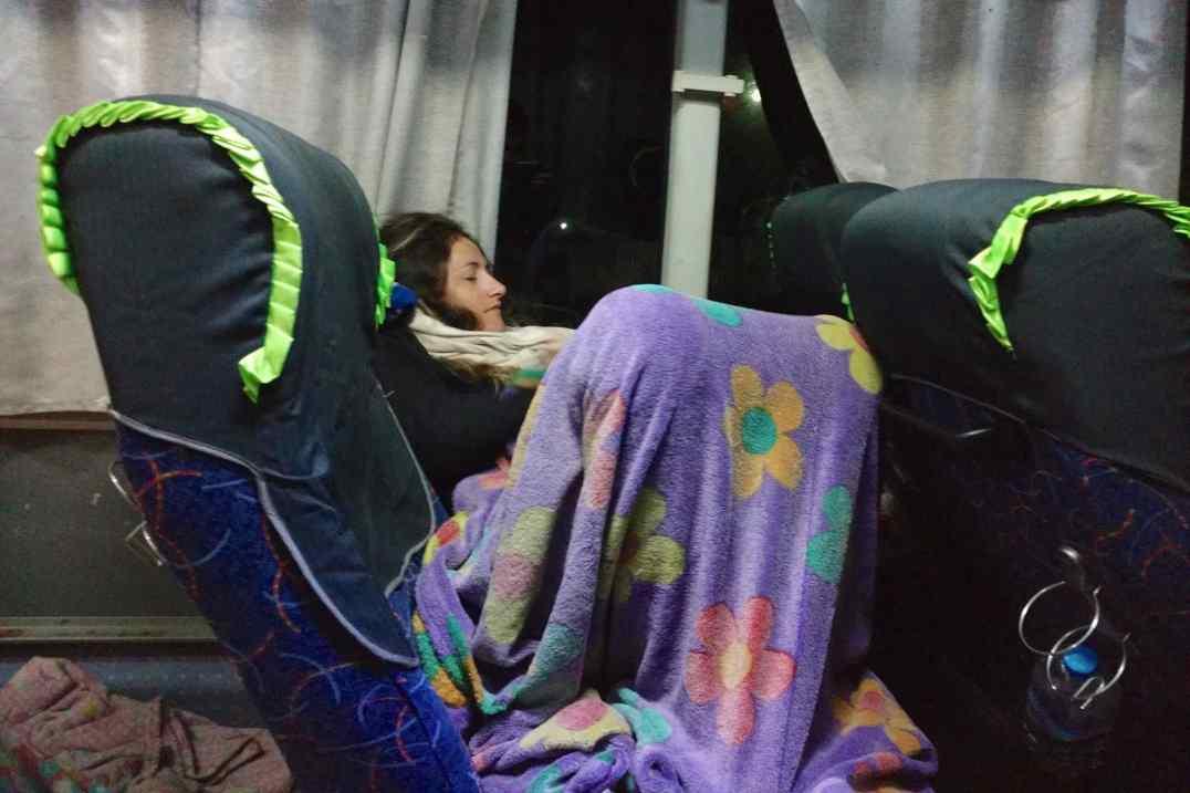 Bus nuit Hsipaw Myanmar blog voyage 2016 1