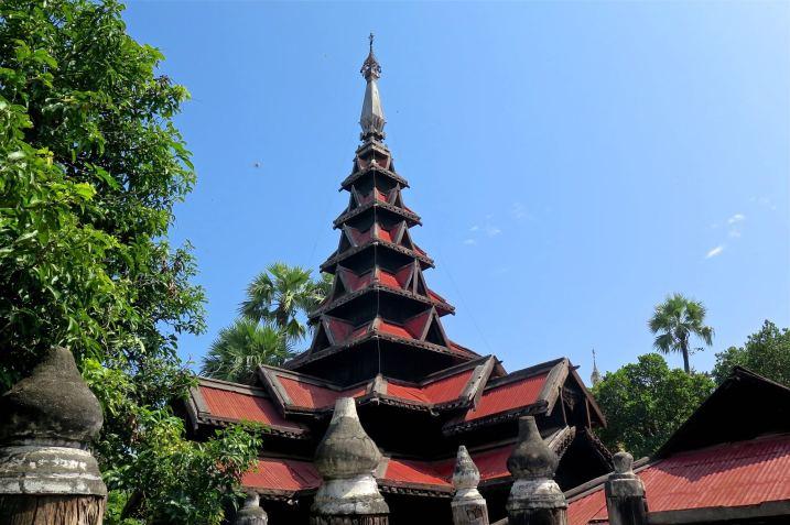 monastere Bagaya Mandalay-Inwa-Ubein-Myanmar-Birmanie-blog-voyage-2016 43