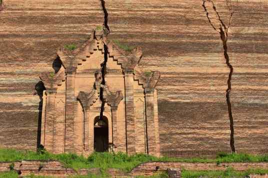 Pagode Inachevée Mingun Mandalay-Sagaing-Mingun-Myanmar-Birmanie-blog-voyage-2016 27