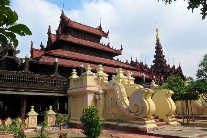 Monastere Shwe In Bin Kyaung Mandalay-Sagaing-Mingun-Myanmar-Birmanie-blog-voyage-2016 3