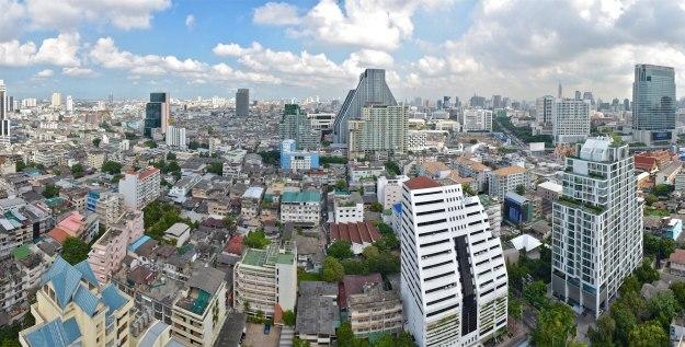 Vue terrasse Amara Bangkok-fin-voyage-blog-voyage-2016 11