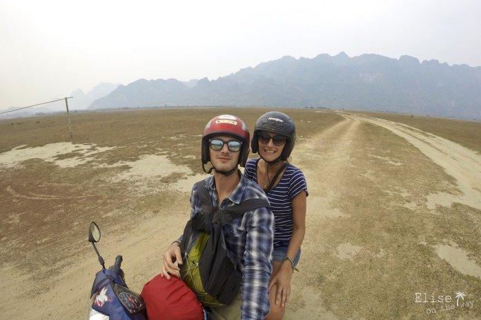À scooter sur la boucle de Thakhek, au Laos