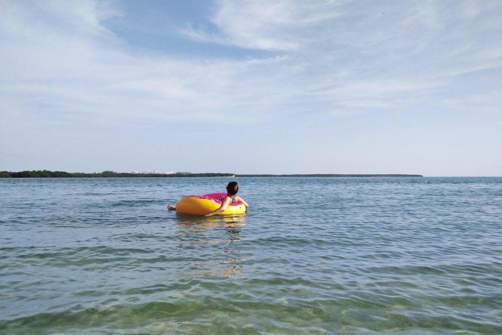Bouée Un an Floride blog voyage 2019 10