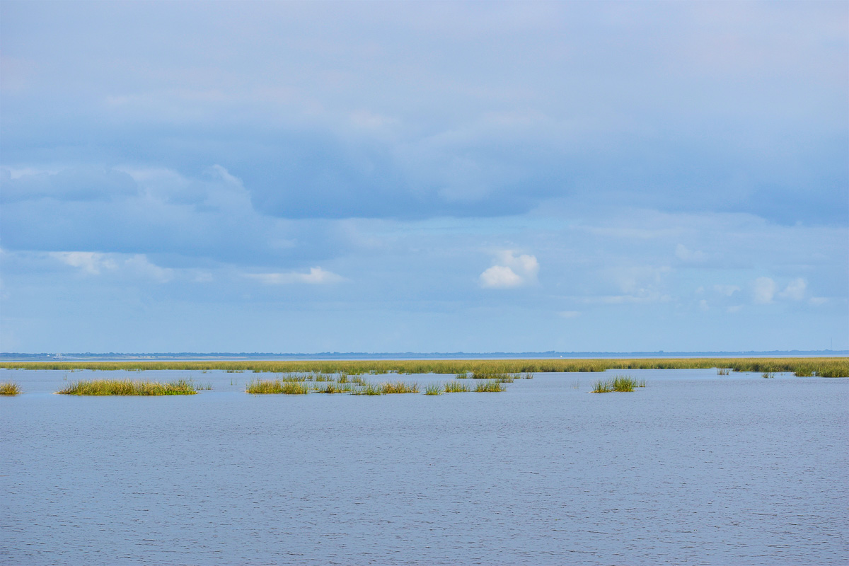 Le grand lac Okeechobee  road trip nord Floride blog voyage USA Floride 2019-40