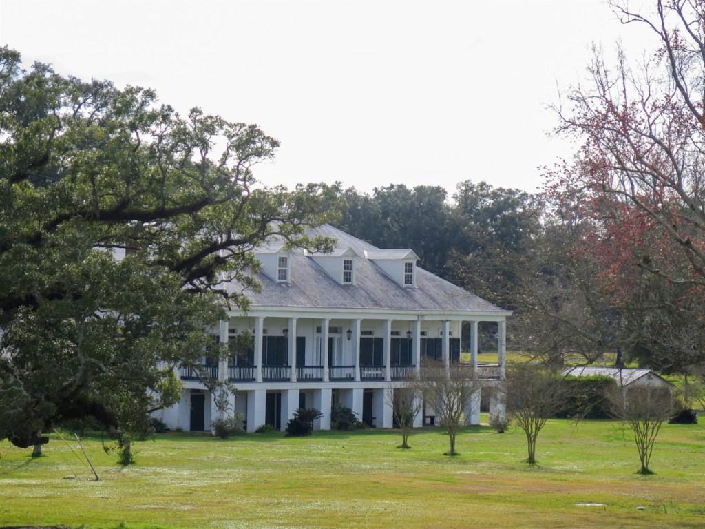 Une journée le long du Mississippi - St Joseph Plantation Elise on the way blog voyage US Louisiana-8