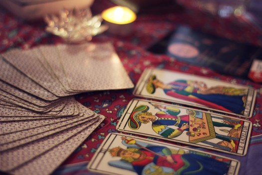 Tarot Initiations - 12 Weeks to Your Soul's Purpose