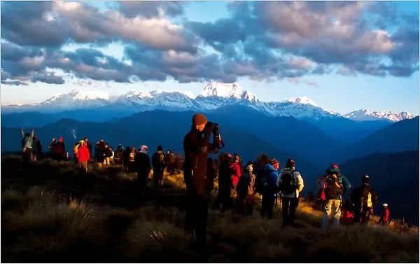 poon hill travel destination in Nepal