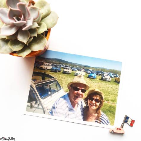 Day 07 - This Means a Lot t - Postcard From France and A Fake Succulent - Photo-a-Day – May 2016 at www.elistonbutton.com - Eliston Button - That Crafty Kid – Art, Design, Craft & Adventure.