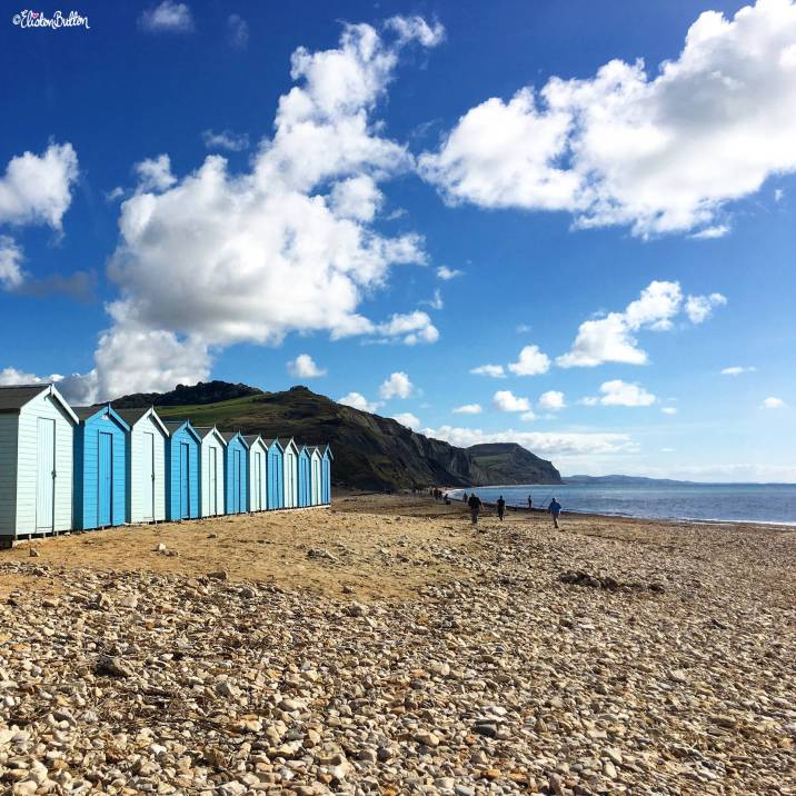 Charmouth Beach, Dorset, UK - Around Here…September 2016 at www.elistonbutton.com - Eliston Button - That Crafty Kid – Art, Design, Craft & Adventure.
