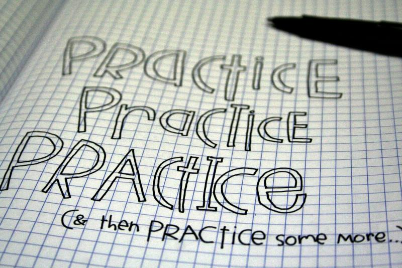 Driving Lessons – Practice, Practice, Practice