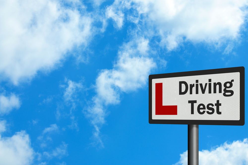 The Driving Test is Falling Behind