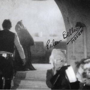 Eileen Bellson (Roberts) Signed Mosep 10x8
