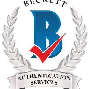Beckett Authenticated Items