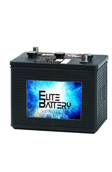 battery-category forklift