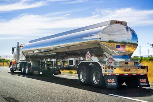 Tanker trailer