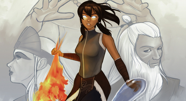 Legend of Korra Anime Matsuri